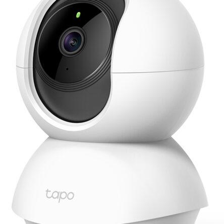 TP-LINK Wi-Fi Camera Tapo-C200 Full HD, Pan/Tilt, two-way audio